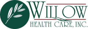 willow health care inc logo